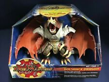 Duel Masters Bolshack Dragon Deluxe Electronic Action Figure 2003 NEW FREE SHIP!