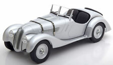 MINICHAMPS 1936-1940 BMW 328 Roadster Silver 1:18*New Item!