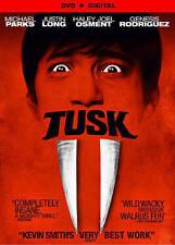 Tusk [DVD + Digital] by Génesis Rodríguez, Haley Joel Osment, Justin Long, Mich