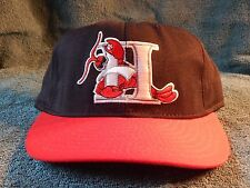 Hickory Crawdads Minor League Fitted Hat 7 1/4