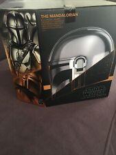 Star Wars Black Series Mandalorian Helmet Premium Electronic Prop Halloween