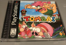 Cult Classic Tomba! PS1 COMPLETE w/Manual PlayStation 1998 Excellent TESTED PS2