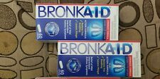 2 Boxes Bronkaid, 120 Caplets Total, Fast Free Shipping!