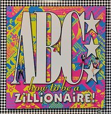 "ABC ""HOW TO BE A ZILLIONAIRE"" LP 1985 POP & ROCK!"