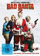 BAD SANTA 2  THORNTON,BILLY BOB/COX,TONY/HENDRICKS,CHRISTINA/+  DVD NEU