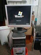 New listing Compaq Presario S61000Nx Windows Xp Computer Celeron 2.80Ghz 256Mb 80Gb Dvd-Rom