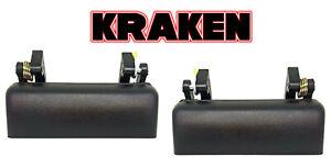 Kraken Outside Door Handles For Ford Ranger 93-00 Front Pair 94-00 Mazda Truck