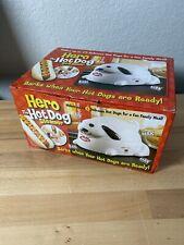 New Maverick Hero Electric Hot Dog Steamer Cooker, 6 Hot Dog Capacity