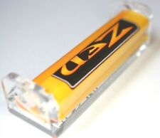 ZEN 79mm Roller gelb Stopfmaschine Drehmaschine rolling machine yellow 79 mm