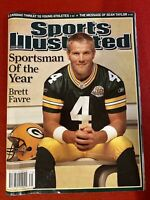 Sports Illustrated Brett Favre Sportsman of the Year 12/10/07 2007