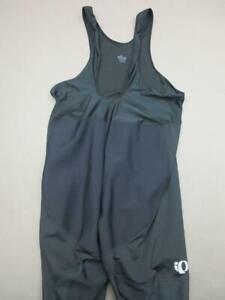Pearl Izumi Size XXL Womens Black Athletic Elite Cycling Bib Knickers Pants T728