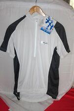 XLC - Maillot Kurzarmtrikot Dryntex Vélo  - Blanc Gris Foncé T : XL neuf