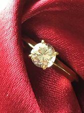 Ring Size 7 Cubic Zirconia Women's Engagement