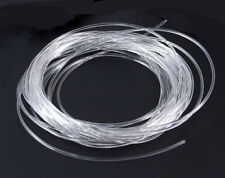 Gummiband elastisch ø 0,5 /0,6/0,7/0,8/1,0 mm    Nylonfaden Perlenfaden
