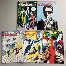Lot of 5 Elementals (1984 1st Series Comico) #6 11 13 15 16 VF-NM Near Mint