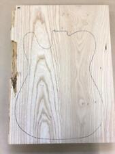 Cuerpo sumpfesche | Swamp Ash body | encolado, lijada & calibrados | 2 piezas