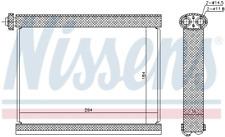Verdampfer, Klimaanlage NISSENS 92317 für MITSUBISHI