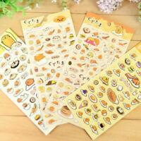 Kawaii Tier Cartoon Papier Aufkleber Scrapbooking Album Tagebuch J8B7