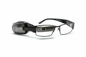 Vuzix M100 Smart Glasses Grey