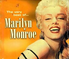 CD -  MARILYN MONROE - The very best of