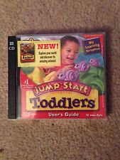JumpStart Toddlers PC - 2000 - Windows/Mac- NTSC-U/C(US/Canada)