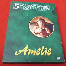 Dvd : Amelie ( 2002, 2-Disc Set, Special Edition)