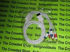 Nintendo Wii Console Component Video Cable HD AV New