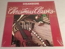 VINTAGE SEALED LP DRAMBUIE LIQUEUR PREMIUM CHRISTMAS CLASSICS W/ DRINK RECIPES