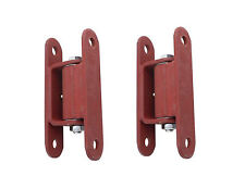 Large Super Heavy Duty Steel Bolt On Swing Driveway Gate Specialty Pivot Hinges