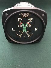 P/N 274-300-0  Cylinder Head Temperature Indicator OHC with 8130-3