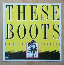 Nancy sinatra CD: these Boots (Austria empcd 3007; comme neuf)