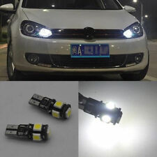 2x Error Free LED Parking City Light Bulb For VW Golf MK6 & GTI Golf 6 2009-2014