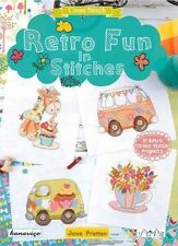 Retro Fun in Stitches, Good Condition Book, Jane Prutton, ISBN 9786059192033