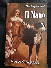 1953 PAR LAGERKVIST - IL NANO - 1 EDIZIONE