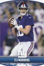2018 Panini NFL Sammelsticker, #244 Eli Manning