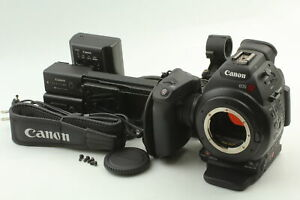 [Top MINT] Canon EOS C100 Mark II Cinema Camcorder w/ AF Feature Upgrade JAPAN