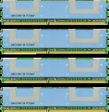 16GB (4X4GB) DDR2 MEMORY RAM FOR SUPERMICRO X7DWT , X7DWT-INF SERVER MOTHERBOARD