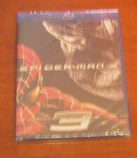 SPIDERMAN 3 MARVEL WALT DISNEY BLURAY NO DVD UOMO RAGNO NUOVO SPIDER MAN
