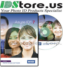 HID Asure ID Express 7 ID Card Design Software (86412)
