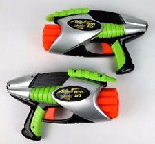 Buzz Bee Toys Tek 10 Rotating Dart Air Blasters Soft Dart Gun No Darts Lot of 2