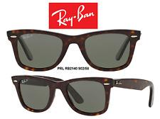 Ray-Ban Sunglasses RB2140 902/58 Original Wayfarer Classic Polarized Size 50