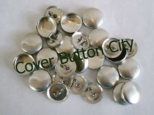 200 Size 24 (5/8 inch) Cover Buttons -Wire Backs