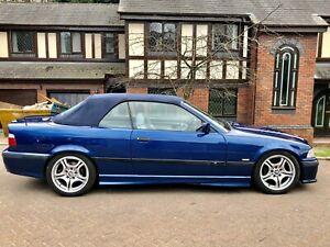 2000 BMW E36 328i MTEC SPORT CONVERTIBLE MANUAL *VERY RARE*