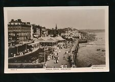 Yorkshire Yorks BRIDLINGTON Princes Parade 1910 RP PPC