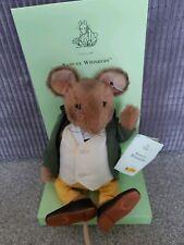 Steiff Samuel Whiskers 100 Years Beatrix Potter