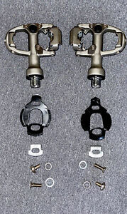 RITCHEY ORIGINAL SPD - Racing PEDALS & Cleats *New* No Box