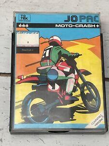 Jopac Videopac+ MOTO-CRASH en boite et notice originales