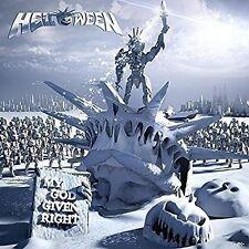 Helloween My God-given Right LP Vinyl 2015 2lp Ltd Ed Pic Disc