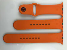 Rare Original genuine Apple watch Hermes Sport Band 38mm 40mm Orange SM+ML strap