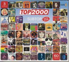 Top 2000 Subtop Editie 2009 various 3 CD Box 60 tracks